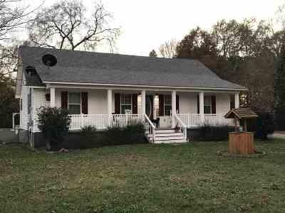 Single Family Home For Sale: 440 Talley