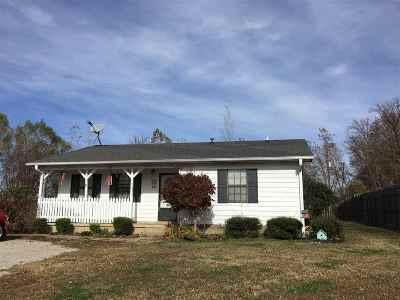 Ripley Single Family Home For Sale: 110 Long Hole