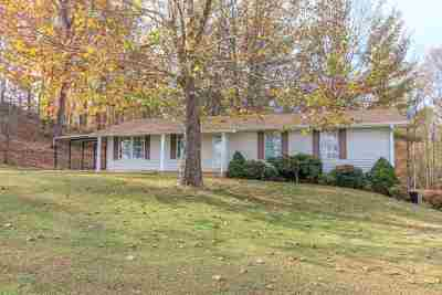 Selmer Single Family Home For Sale: 718 Crabtree