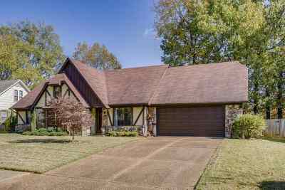 Bartlett Single Family Home For Sale: 3386 Robins Roost