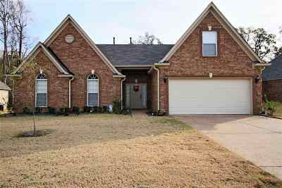 Walls MS Single Family Home For Sale: $167,000