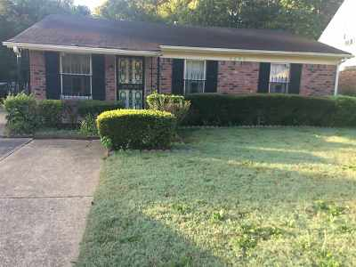 Memphis Single Family Home For Sale: 1151 Canary
