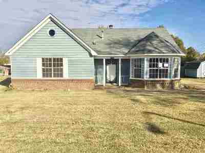 Memphis Single Family Home For Sale: 6120 Valleydale