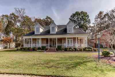 Collierville Single Family Home For Sale: 3394 Brooke Edge