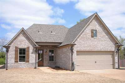 Olive Branch Single Family Home For Sale: 10492 Parker