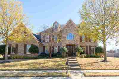 Collierville Condo/Townhouse For Sale: 822 Shadow Walk