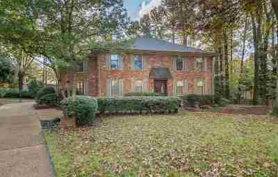Germantown Single Family Home For Sale: 8457 Briar Creek