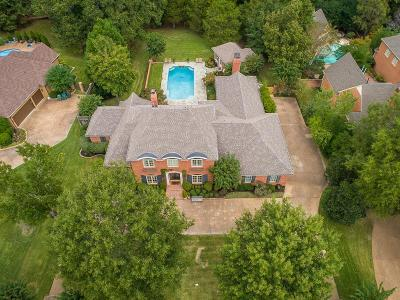 Memphis Single Family Home For Sale: 9170 Bluff Top