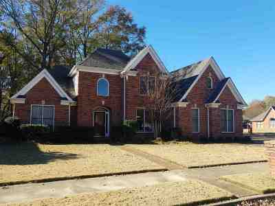 Collierville Single Family Home For Sale: 719 Gable