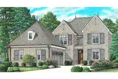 Collierville Single Family Home For Sale: 4756 Emmas