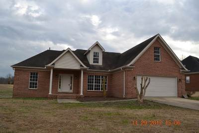 Single Family Home For Sale: 350 Tipton Lake