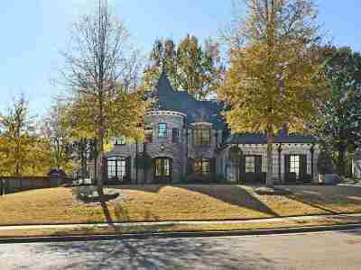 Collierville Single Family Home For Sale: 10663 Harvest Oaks
