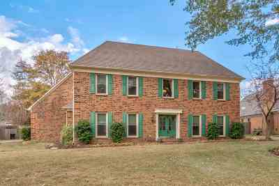 Collierville Single Family Home For Sale: 3546 Neyland