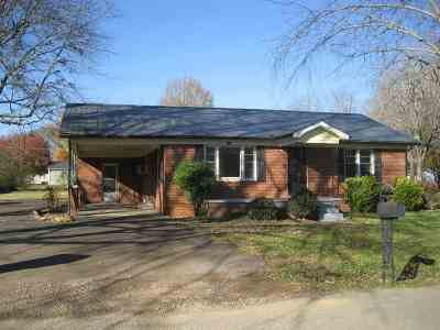 Adamsville Single Family Home For Sale: 121 Barker
