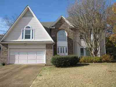Collierville Single Family Home For Sale: 775 Pine Grove