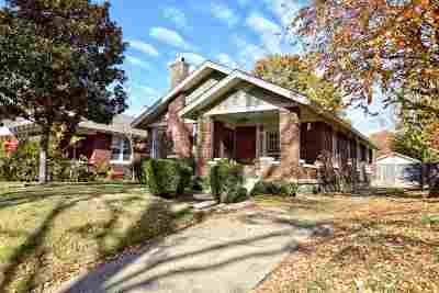 Cooper, Cooper Young Single Family Home For Sale: 2234 Nelson