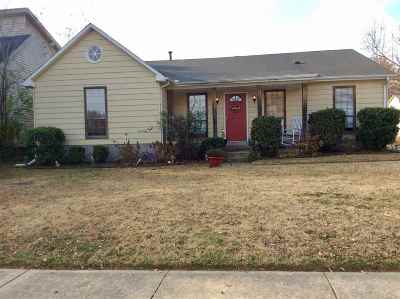 Bartlett Single Family Home For Sale: 7177 Lamesa