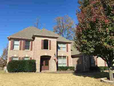 Bartlett Single Family Home For Sale: 4495 Lancelot Dream