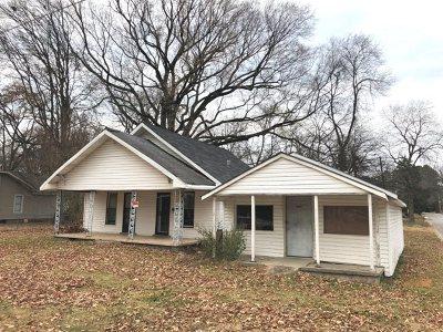 Halls Single Family Home For Sale: 620 E Main