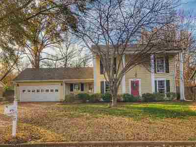 Collierville Single Family Home For Sale: 675 Lawnwood