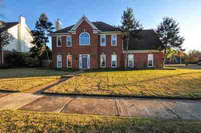 Collierville Single Family Home For Sale: 521 Scarlett Ohara