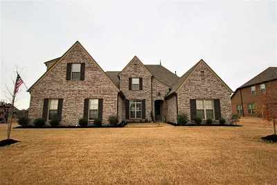 Bartlett Single Family Home For Sale: 4646 Craddle Hill