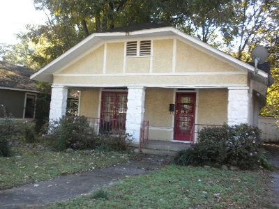 Cooper, Cooper Young Single Family Home For Sale: 2039 Young