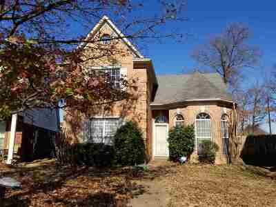 Memphis TN Single Family Home For Sale: $164,900