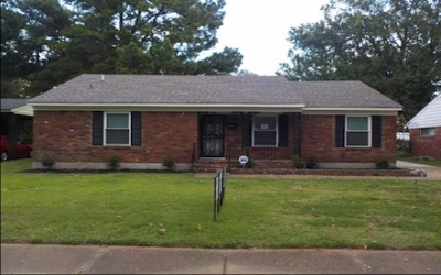 Memphis TN Single Family Home For Sale: $112,900