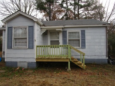 Selmer Single Family Home For Sale: 139 N 8th