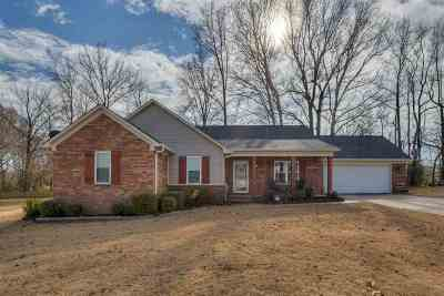 Tipton County Single Family Home For Sale: 353 Fulcher