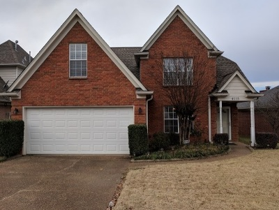 Bartlett Single Family Home For Sale: 4115 Persimmon Hill