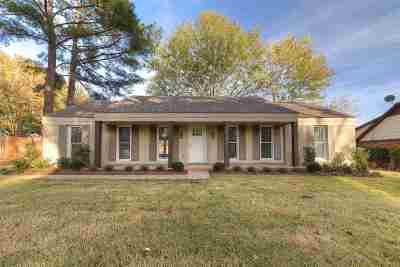 Collierville Single Family Home For Sale: 400 Rutledge
