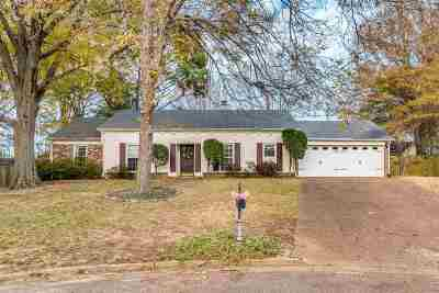 Collierville Single Family Home For Sale: 756 Florencewood