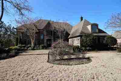 Collierville Single Family Home For Sale: 10381 S Duncan Woods