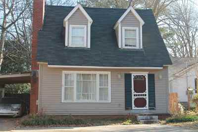 Tipton County Single Family Home For Sale: 830 Main
