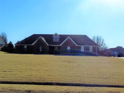 Atoka Single Family Home For Sale: 215 Walker Parkway