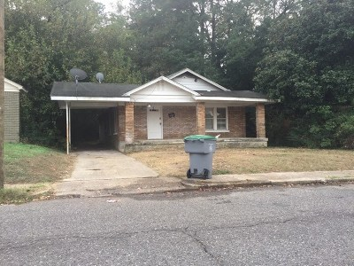 Single Family Home For Sale: 3215 Carnes