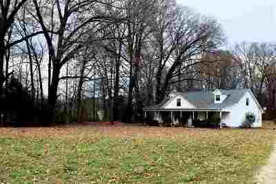 Tipton County Single Family Home For Sale: 986 Huffman