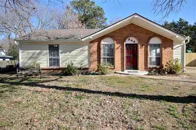 Collierville Single Family Home For Sale: 944 Poplar Leaf