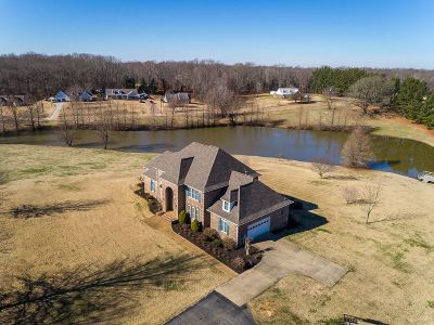 Tipton County Single Family Home For Sale: 1215 Nelson