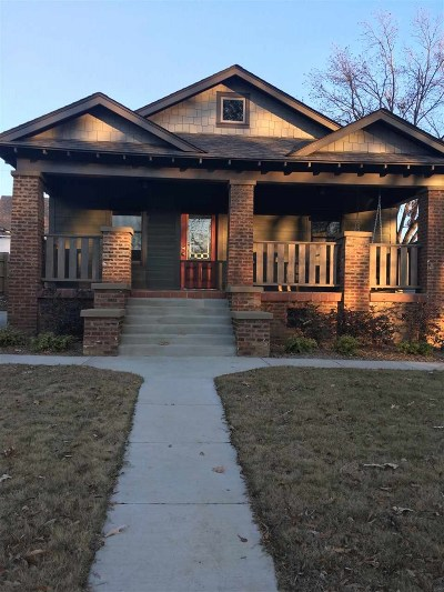 Cooper, Cooper Young Single Family Home For Sale: 1028 Bruce