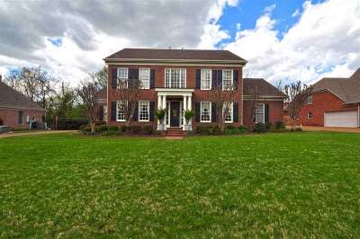 Germantown Single Family Home For Sale: 7324 Cotton Boll