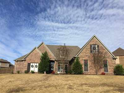 Arlington Single Family Home For Sale: 5501 Wood Ridge