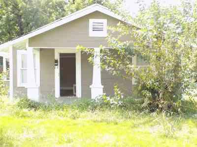 Memphis TN Single Family Home For Sale: $24,900