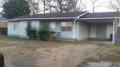 Tipton County Single Family Home For Sale: 817 Peeler