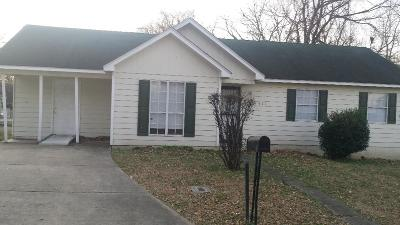 Tipton County Single Family Home For Sale: 421 Lincoln