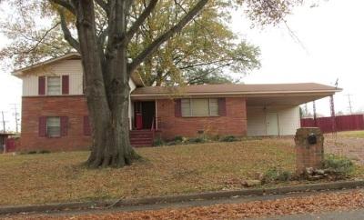 Memphis TN Single Family Home For Sale: $62,600