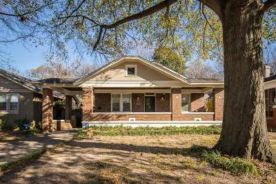 Memphis Single Family Home For Sale: 504 N McNeil