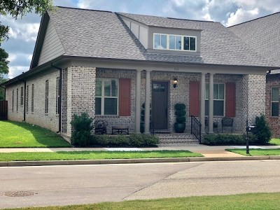 Collierville Single Family Home For Sale: 366 S Shea